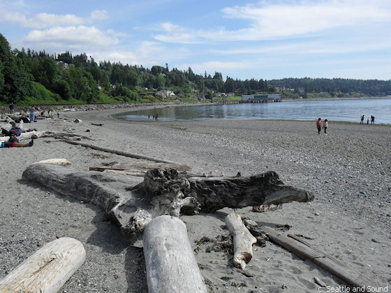 Meadowdale Beach County Park