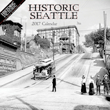 Historic Seattle 2017 Calendar