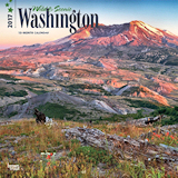 Wild & Scenic Washington 2017 Calendar