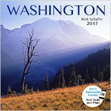Washington 2017 Wall Calendar