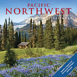 Pacific Northwest 2017 Wall Calendar