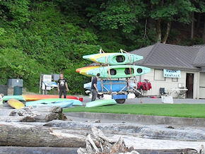 Owen Beach Kayak Rentals