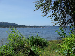 Seattle Area Lakes and Rivers | Seattle and Sound