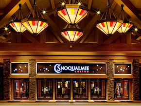 Snoqualmie casino in wa no casino license for trump