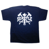 RescueTees Seattle Fire Department T-Shirt