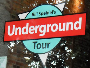 Bill Speidel S Underground Tour Seattle And Sound