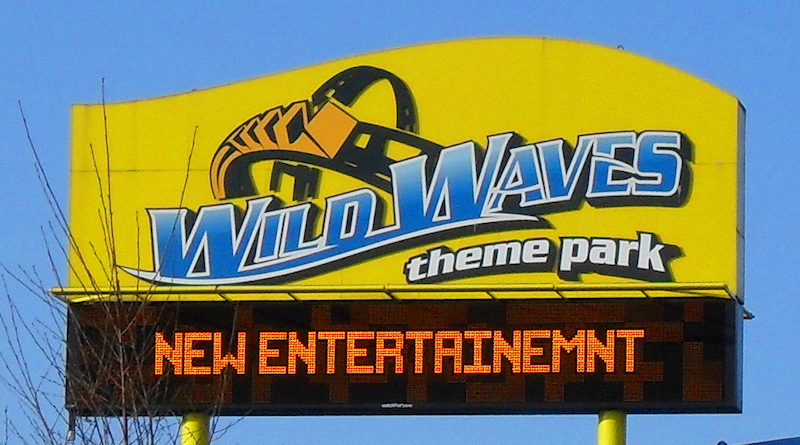 Wild Waves Theme & Water Park
