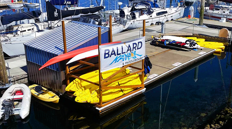 Ballard Kayak Expeditions