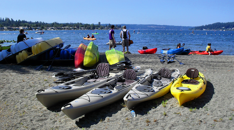 Issaquah Paddle Sports