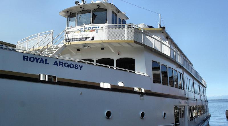 Argosy Harbor Cruise